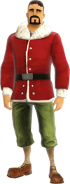 BFH Santa's Holiday Jacket 1