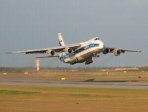 Antonov An-124 EFHK