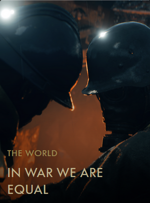 In War We Are Equal Codex Entry