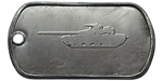 BF4 Type 99 MBT Master Dog Tag