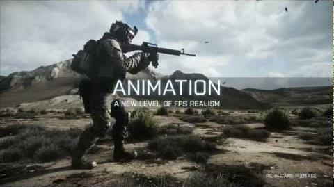 Battlefield 3 E3 Frostbite 2 Features Trailer