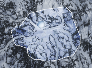 Alborz Mountains Team Deathmatch Map