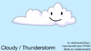 Cloudy Rejoin Line