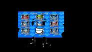 Mega 3 boss creen