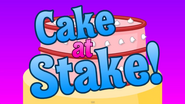 Cake At Stake(With Title)