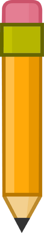 File:Pencil (yellow lead).png