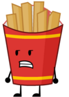 BFDIA Fries