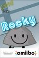 Rocky amiibo