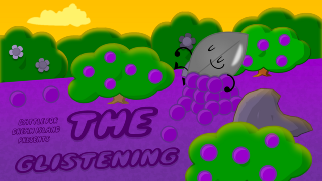 File:Bfdi fan made title cards the glistening by gatlinggroink58-d7ktgb7.png