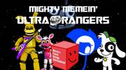 Mighty Memein' Ultra Rangers