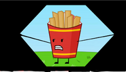 Fries screen