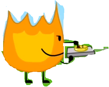 File:Firey Holding First Pencil Voter's Button.png