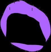 Purple Face talking 2