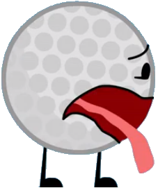 File:Golf Ball's Barfy Pose.png