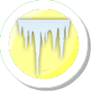 Wintry Icicles Logo