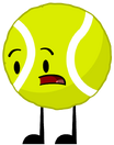 Tennis Ball (OC Pose)