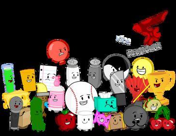 II characters