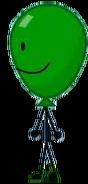 Balloony smile