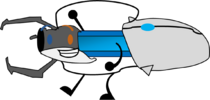 Portal Gun Pose