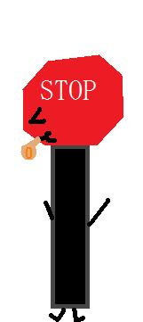 BFCL Stop Sign