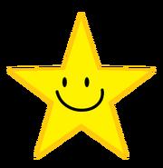 Yellow Star pose