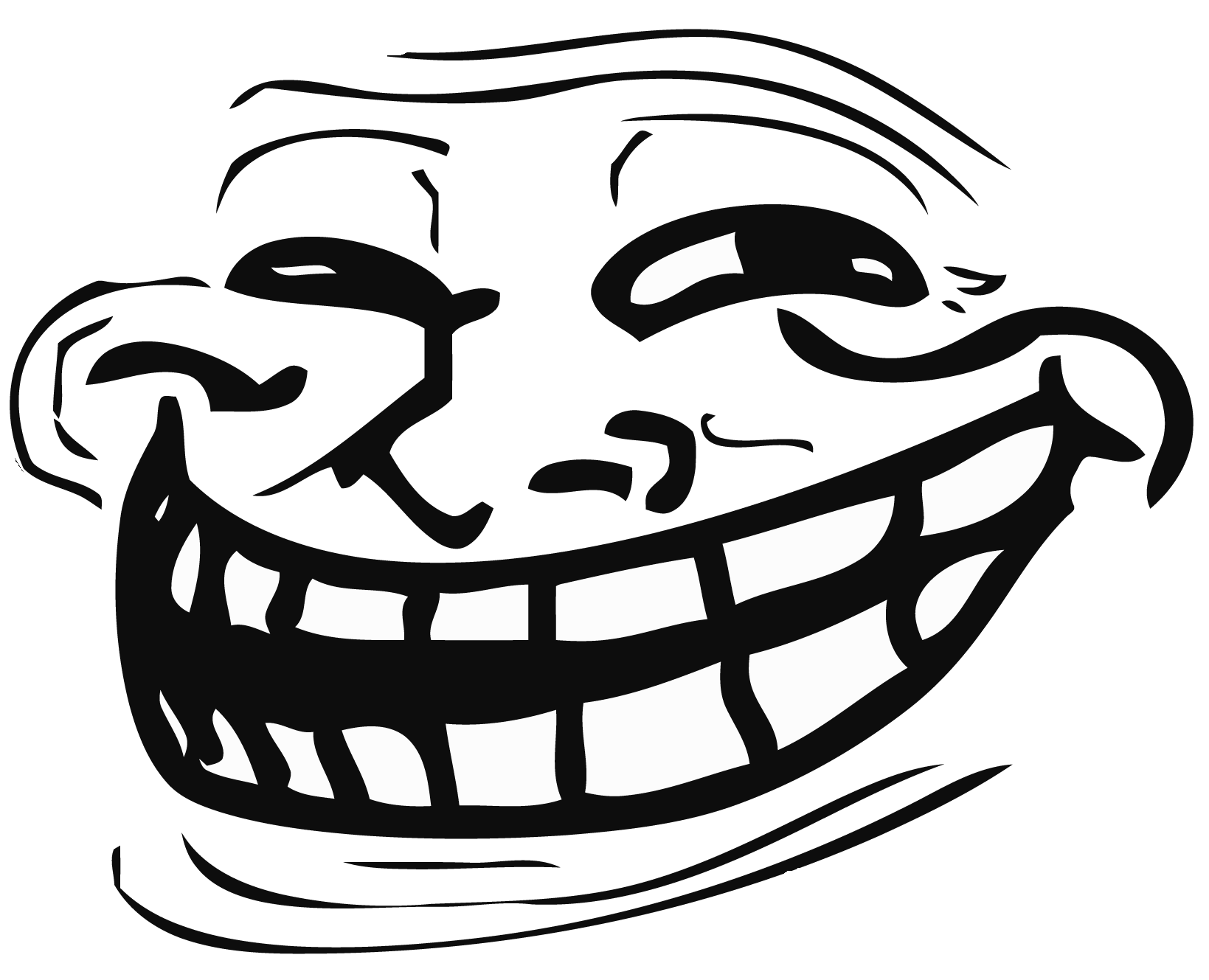 Image - Trollface.png | Object Shows Community | FANDOM ...