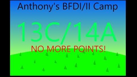 BFDI II Camp 13B 14A BFDI II Camp Shop?! (RESIGN-UPS 1 7)