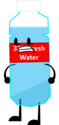 Water Bottle (32% Fresh)