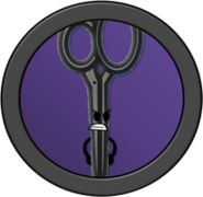Brawl of The Objects Scissors