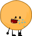 Doughball Pose