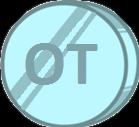 Original token cutout