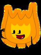 Firey Jr. Pose