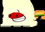 Fast Food Bag Pose