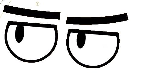 Image - Serious Eyes.png | Object Shows Community | FANDOM ... Inanimate Insanity Eyes