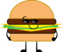 New Burger Pose
