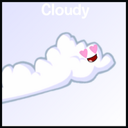 Cloudy icon 1