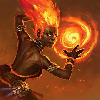 Artwork Firedancer Promo