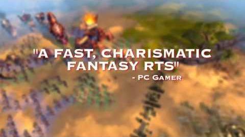 BattleForge Reign of Fire Trailer