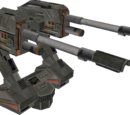 Particle Cannon Turret