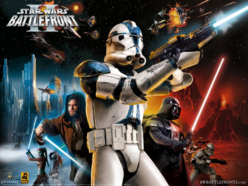 Image result for star wars battlefront 2 2005