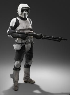 DICE Scout Trooper
