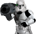 Clone Heavy Trooper
