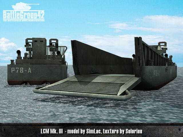 File:Landing Craft Mechanized render 2.jpg