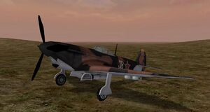 Yak-9 td