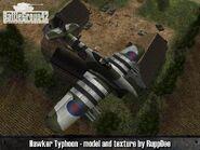 Hawker Typhoon 3