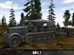 Sdkfz 7 1
