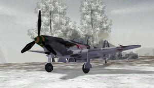Yak-9b