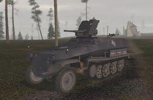 Hanomag 37mm 2