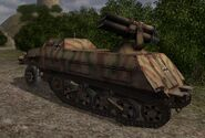 Panzerwerfer42 rear 2