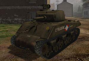 Sherman jumbo cs french